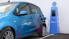 Car eWallet, il parcheggio e il rifornimento li paga direttamente l'auto
