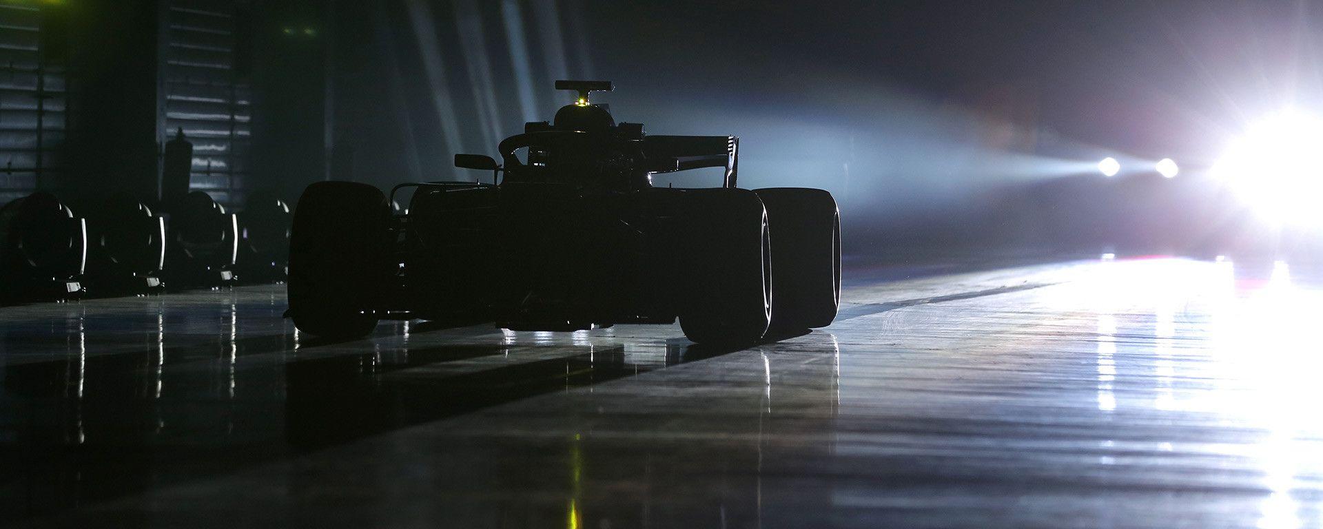 Car launch, Formula 1 2020