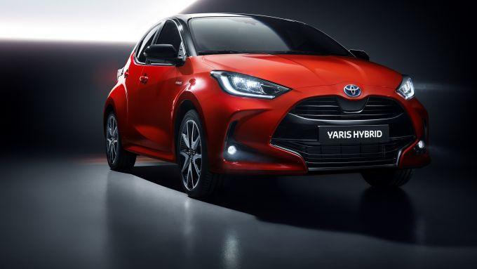 Car of the Year 2021: la vincitrice Toyota Yaris