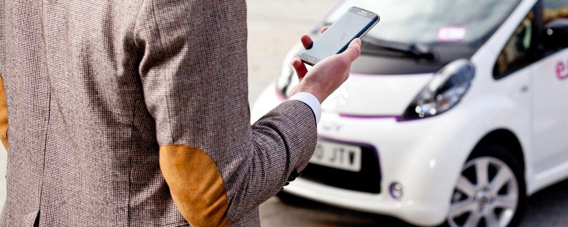 Car sharing, un fenomeno in progressiva espansione