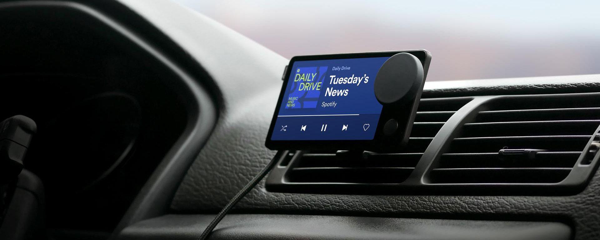 Car Thing, l'autoradio secondo Spotify