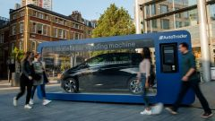 Car vending machine by  Auto Trader