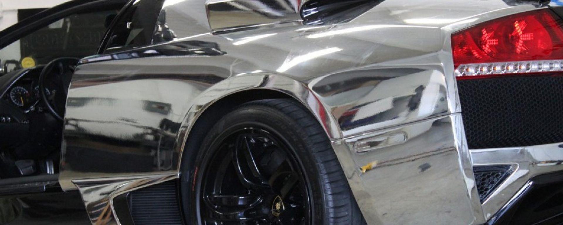 Car Wrapping: è una questione di pell(icol)e