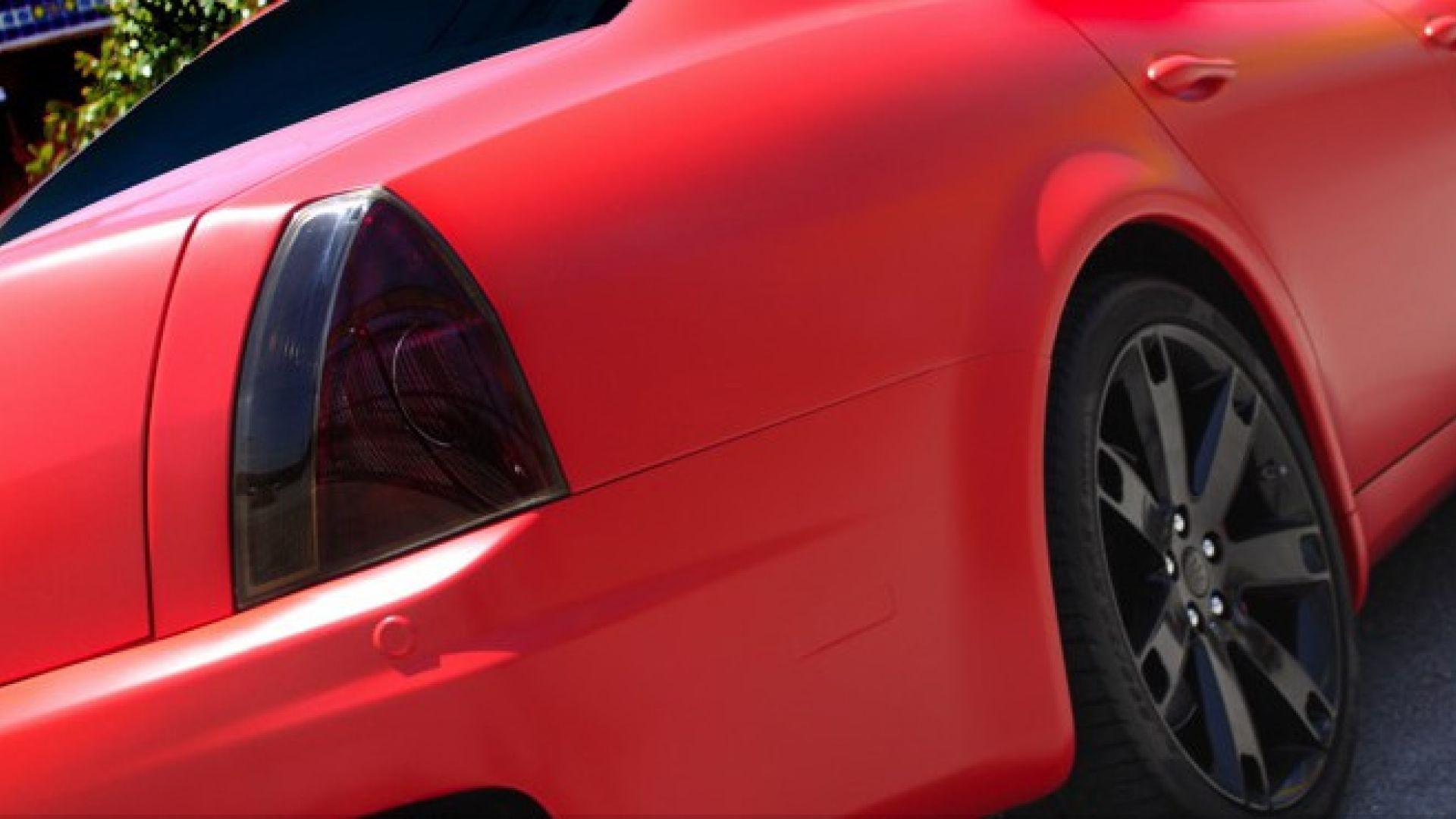 Tendenze car wrapping una questione di pell icol e for Costo per costruire 3 box auto indipendenti