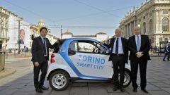 car2go approda a Torino - Immagine: 1