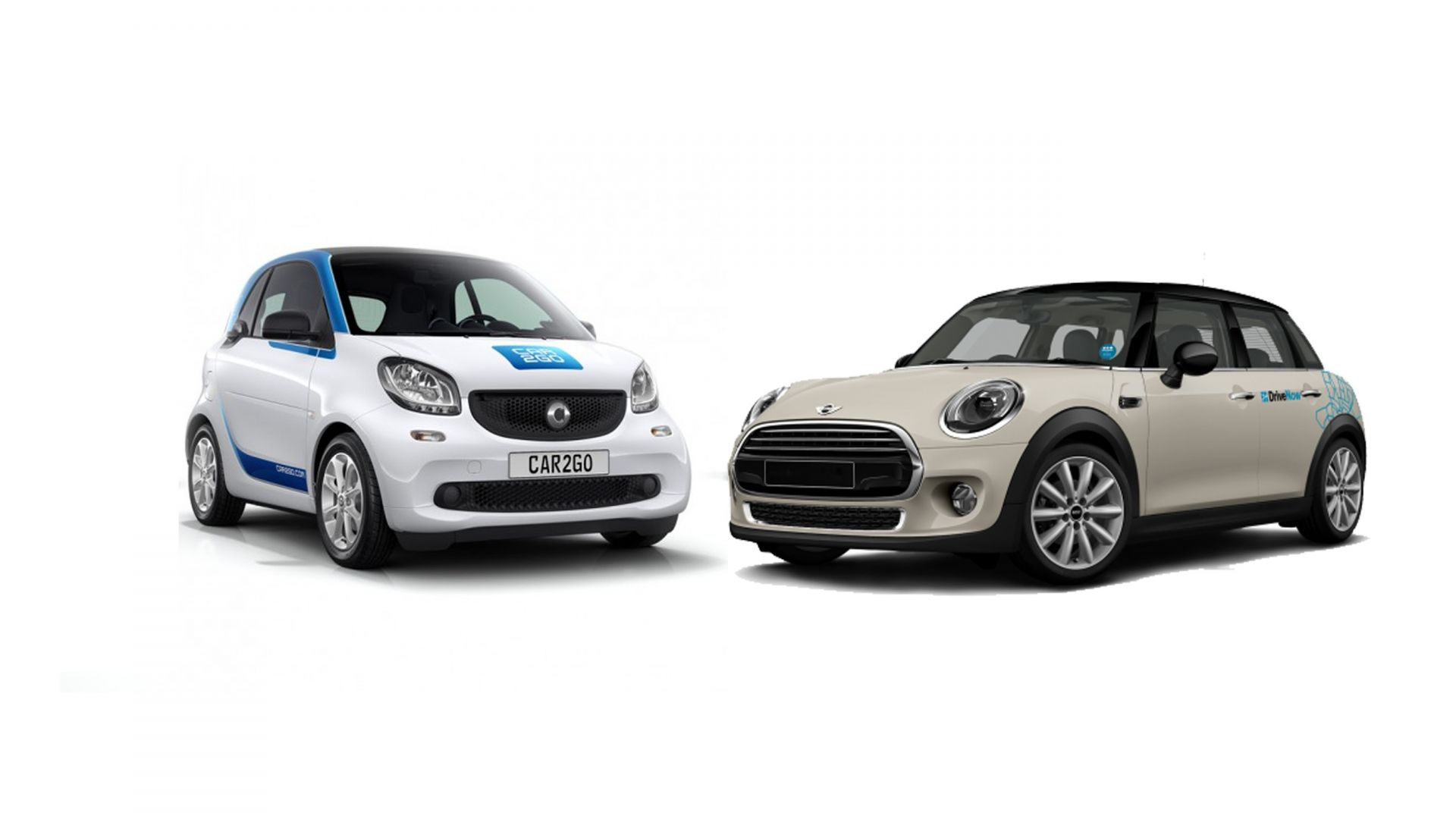 Car Sharing Car2go E Drivenow Matrimonio In Vista