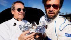 Carlo Cracco, guida gastronomica della Audi TT - Immagine: 35