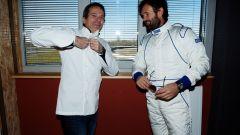 Carlo Cracco, guida gastronomica della Audi TT - Immagine: 10