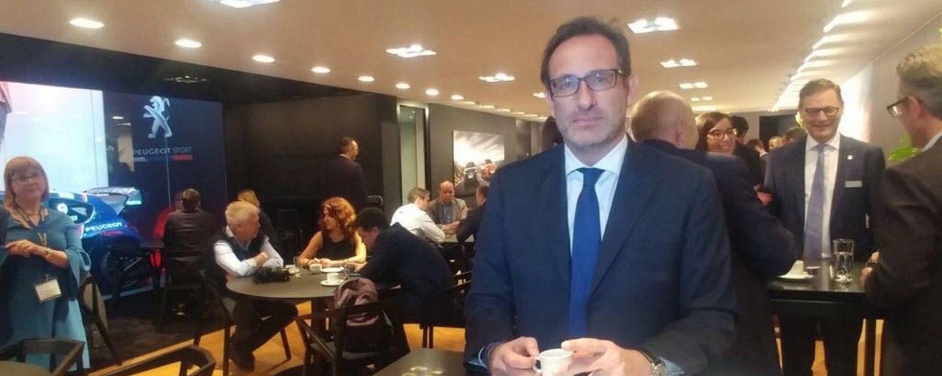 Carlo Leoni, Direttore Comunicazione e Relazioni Esterne Groupe PSA Italia