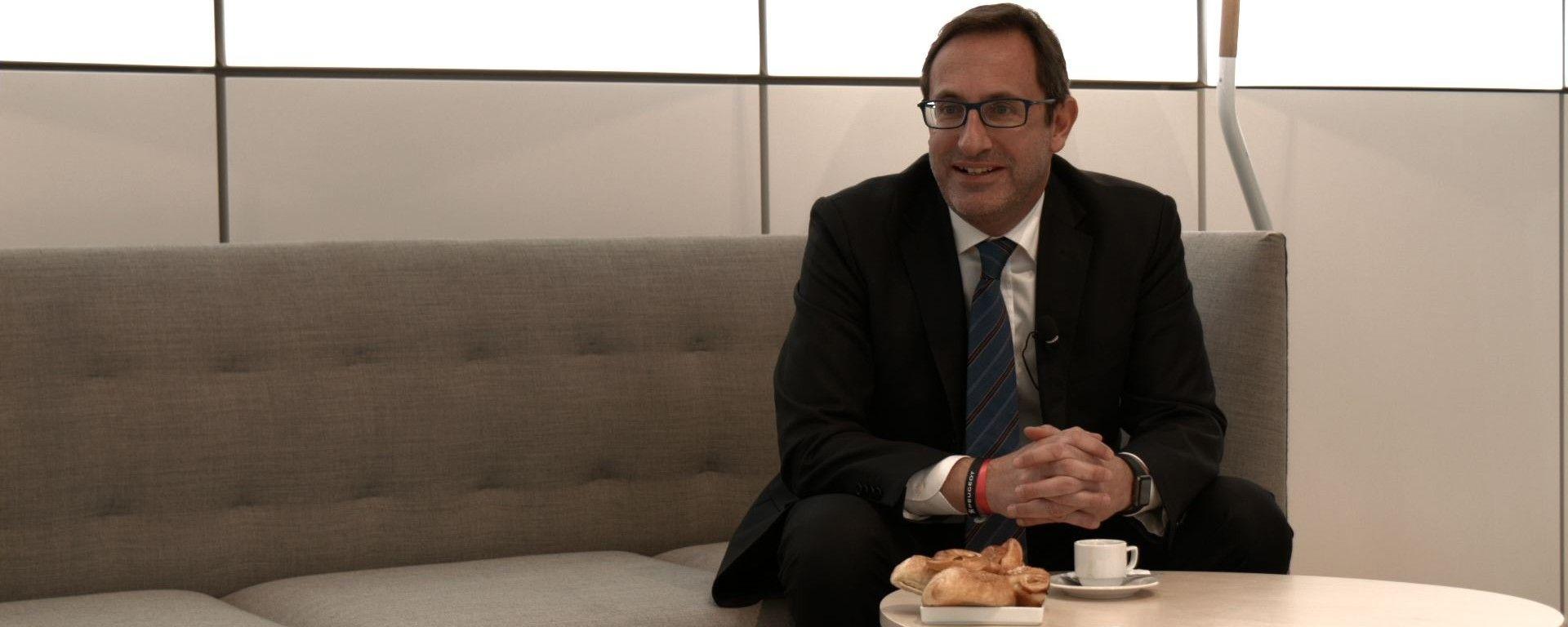 Carlo Leoni, Direttore della Comunicazione e delle Relazioni esterne del Gruppo PSA per l'Italia