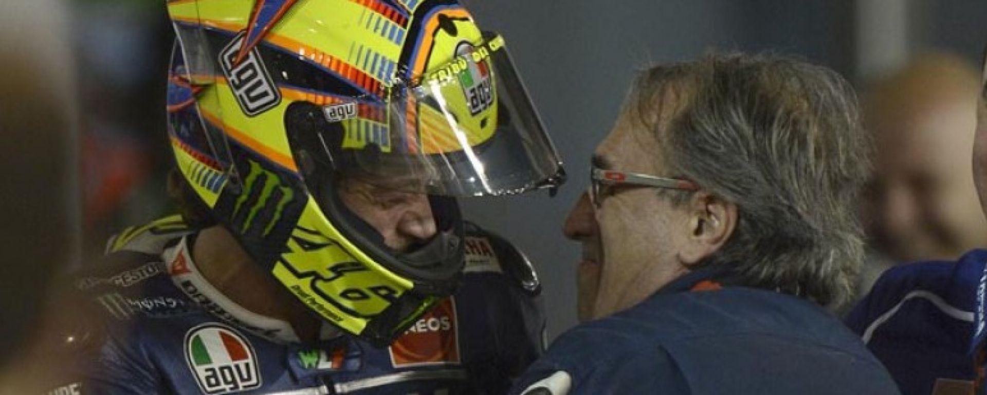 Valentino, senti Pernat: la vittoria di Jerez? Un cazzotto dato bene