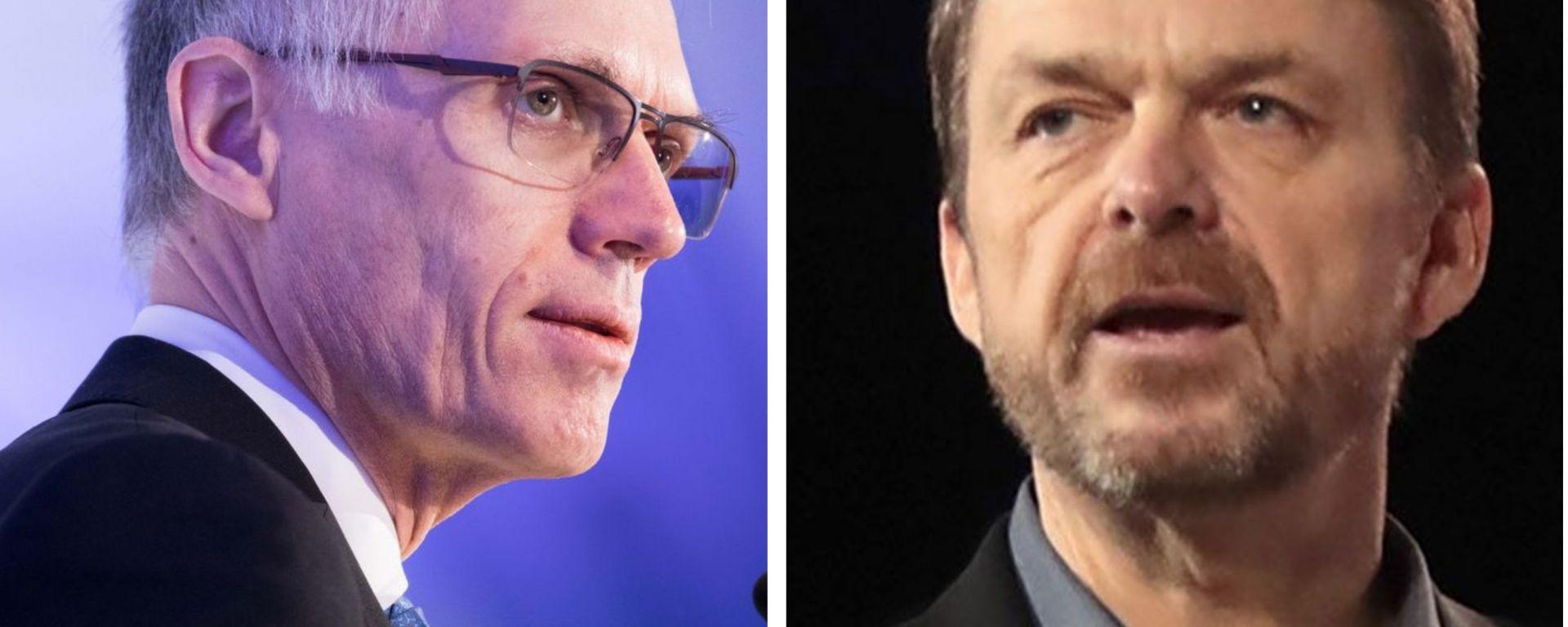 Carlo Tavares (PSA) e Mike Manley (FCA): nozze in vista tra i due Gruppi?