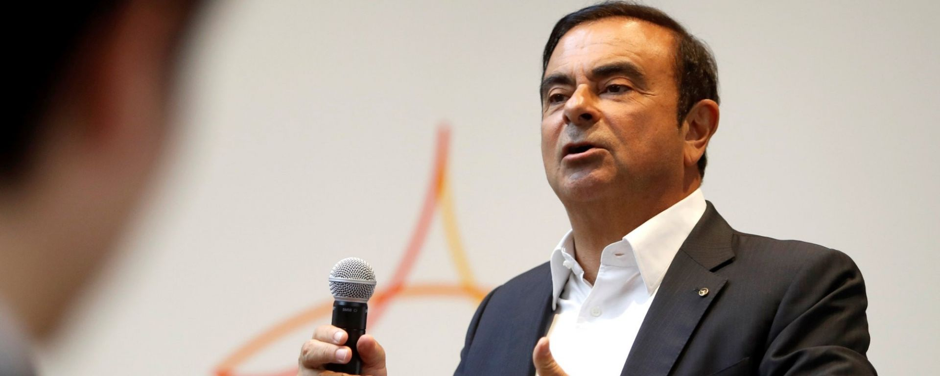 Carlos Ghosn, Ceo del Gruppo Renault-Nissan