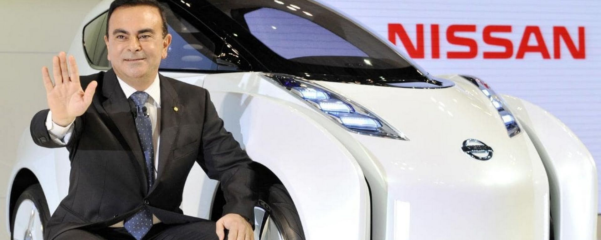 Carlos Ghosn, ex presidente Nissan