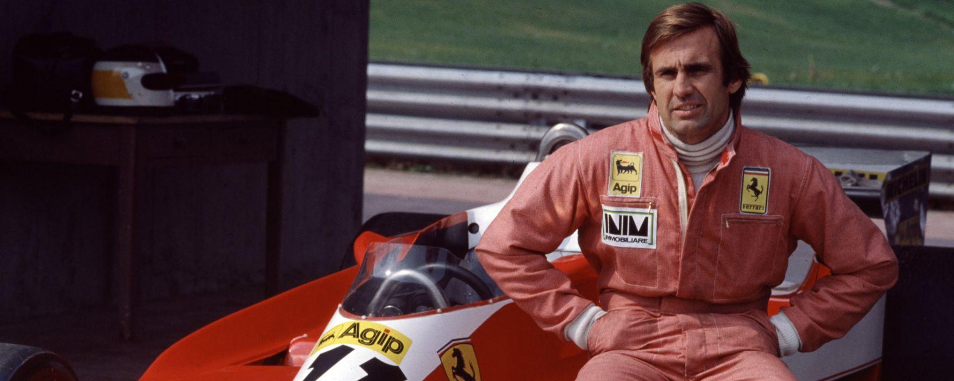 Carlos Reutemann (Ferrari)