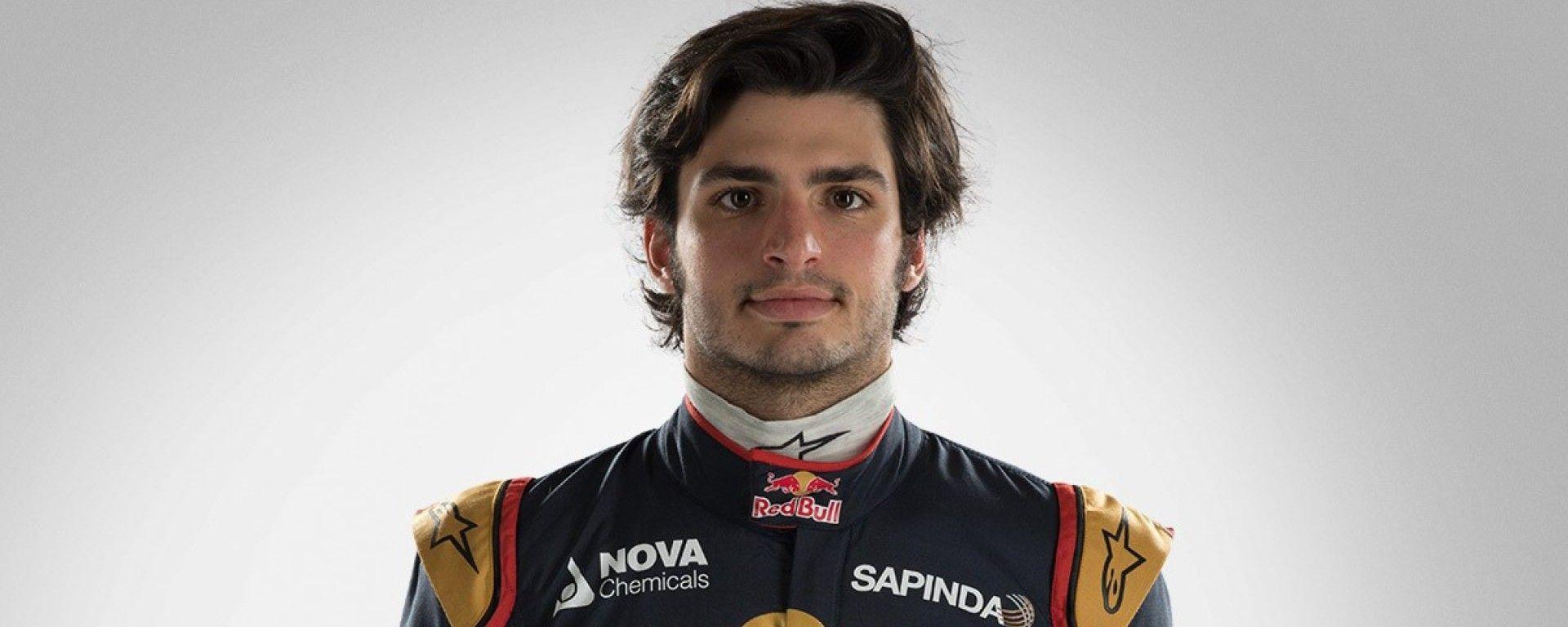 Carlos Sainz Jr #55