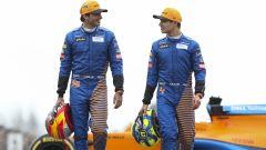 Carlos Sainz e Lando Norris sono i due piloti McLaren F1 per il 2020