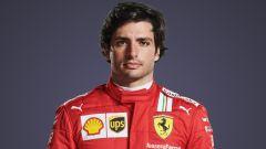 Carlos Sainz Jr #55 F1 2021 - Immagine: 1