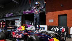 Carlos Sainz Jr - Campione del Mondo di Formula Renault 3.5 (2014)