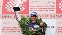 Carlos Sainz Jr - la vittoria al 57° GP di Macao (2010)