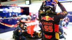 Carlos Sainz Jr rinnova con Toro Rosso, sfumato l'obiettivo di mercato della Ferrari