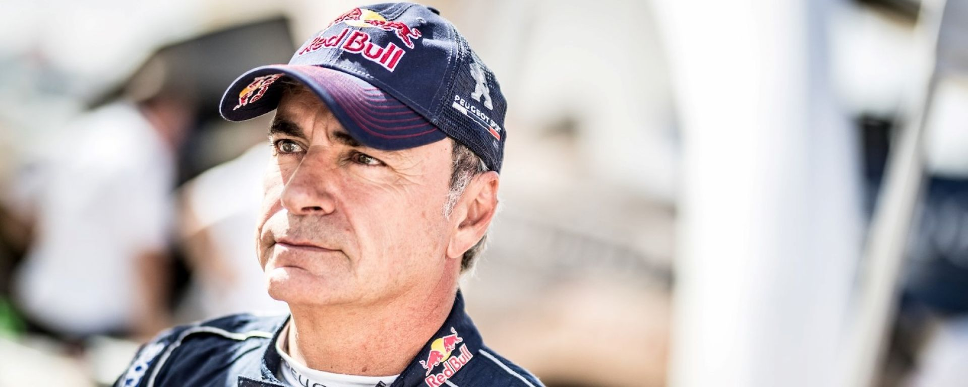 Carlos Sainz - Peugeot Sport