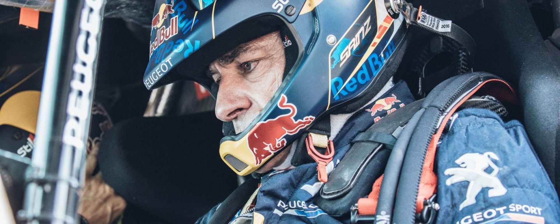 Carlos Sainz - Rally Marocco 2017