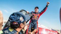 Carlos Sainz, vincitore della Dakar 2020