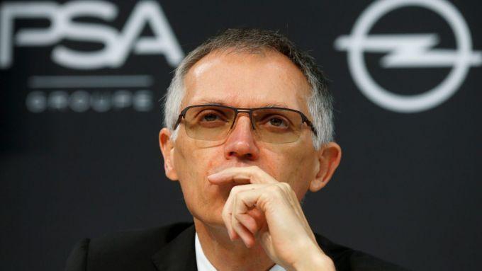 Carlos Tavares, il CEO di PSA