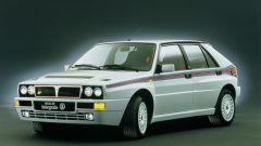 Carrozzeria ed esterni della Lancia Delta HF Integrale - Immagine: 13
