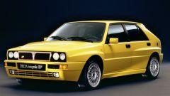 Carrozzeria ed esterni della Lancia Delta HF Integrale - Immagine: 15