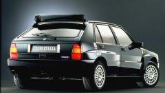 Carrozzeria ed esterni della Lancia Delta HF Integrale - Immagine: 7