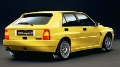 Carrozzeria ed esterni della Lancia Delta HF Integrale - Immagine: 16
