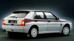 Carrozzeria ed esterni della Lancia Delta HF Integrale - Immagine: 14