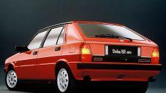 Carrozzeria ed esterni della Lancia Delta HF Integrale - Immagine: 11