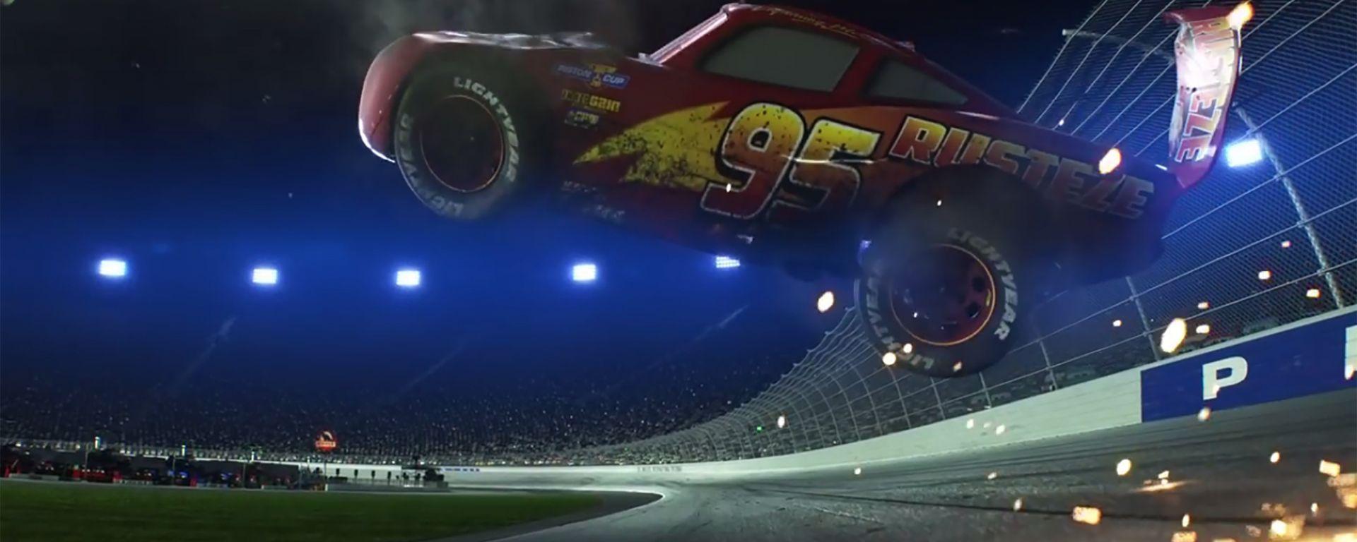 Cars 3: il nuovo capitolo della saga Pixar uscirà in Italia il 14 settembre 2017
