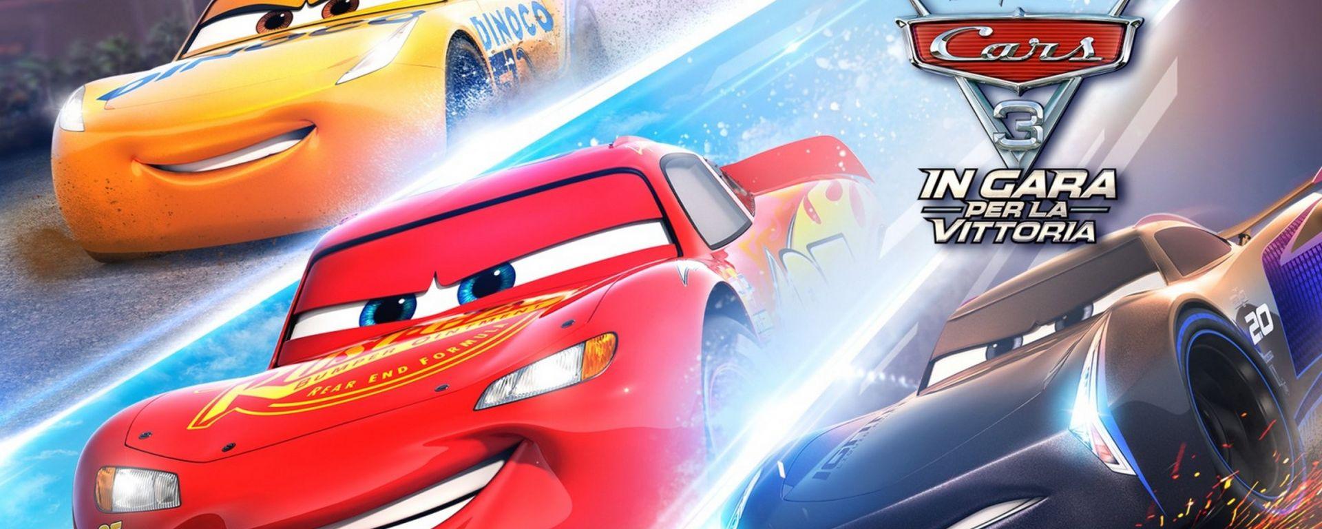 Cars 3 in gara per la vittoria: la recensione