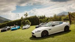 Cars and Coffee: le auto inglesi alla manifestazione