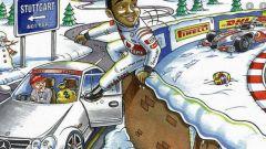 Cartolina di Natale Ecclestone 2013