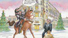 Cartolina di Natale Ecclestone 2014