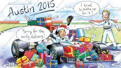 Cartolina di Natale Ecclestone 2015
