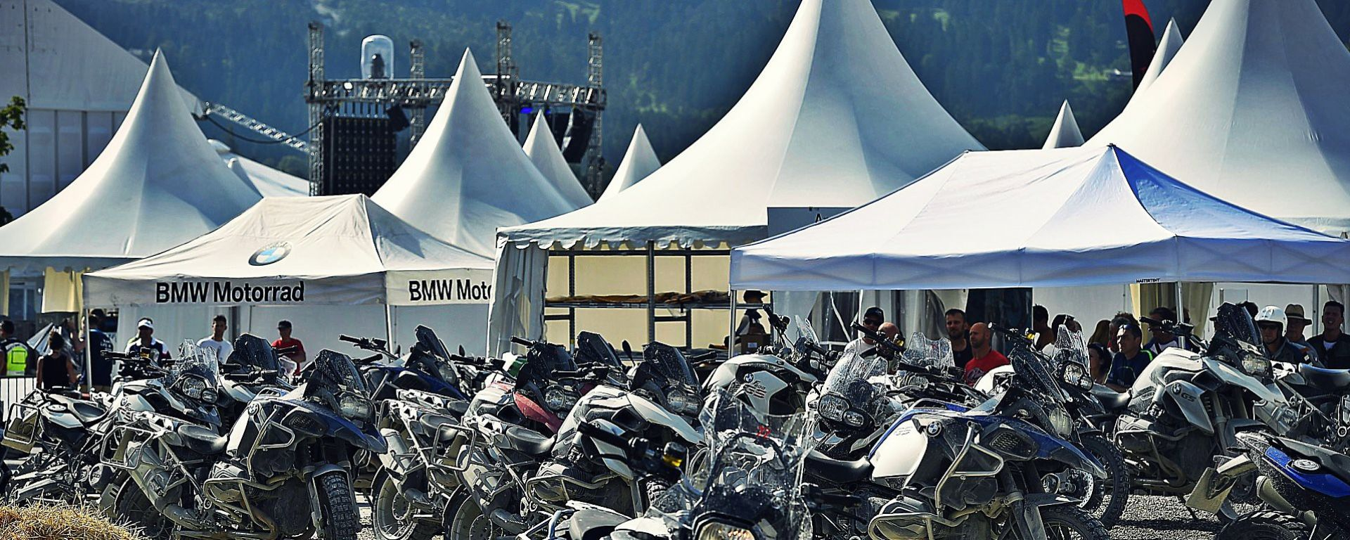 BMW Motorrad Days 2015 anche in video