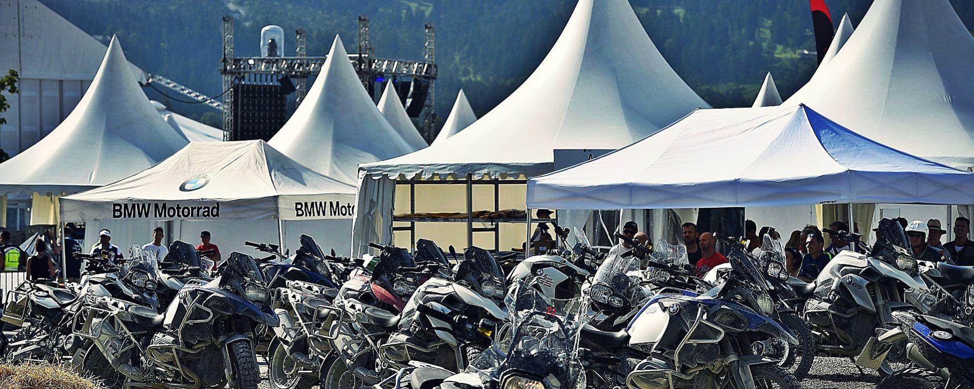 BMW Motorrad Days 2015 anche in video