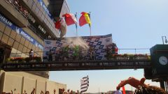Cartoline dalla 24 ore di Le Mans - Immagine: 29