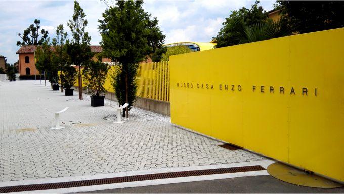 Casa Museo Enzo Ferrari