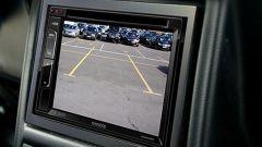 Casalini M2O, la telecamera di parcheggio
