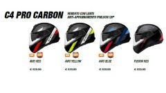 Caschi Schuberth 2021, il C4 Pro Carbon