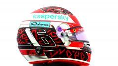 Casco 2020 - Charles Leclerc (Scuderia Ferrari) - Helmet 2020