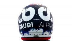 Casco 2020 - Daniil Kvyat (Scuderia Alpha Tauri) - Helmet 2020