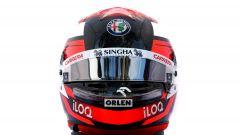 Casco 2020 - Kimi Raikkonen (Alfa Romeo Racing) - Helmet 2020